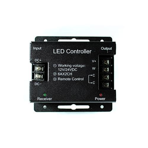 Uncategorized, Регулятор оттенков и интенсивности освещения 12-24V