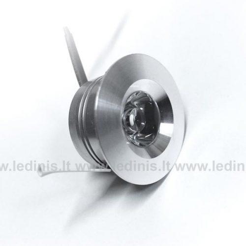 Baldų apšvietimas, LED baldinis šviestuvas CAB-1102