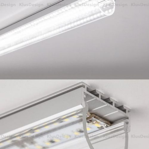 KPU LIGHTING, 14.4W LED juosta 3014 (šiltai balta) (24V)