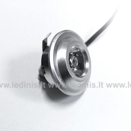 Baldų apšvietimas, LED baldinis šviestuvas CAB-1101