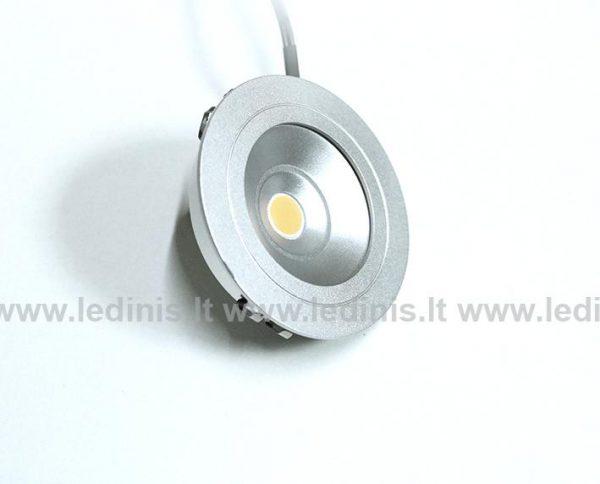 Baldų apšvietimas, LED baldinis šviestuvas CAB-1107