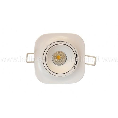 Įleidžiami šviestuvai, LED lubų šviestuvas HC-DL-EA1WW (šiltai balta)