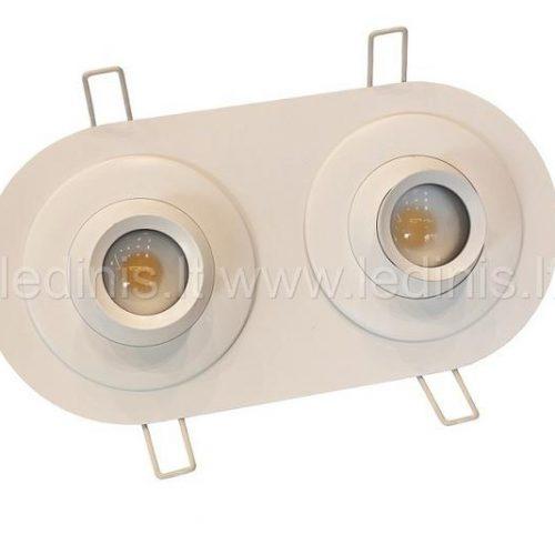 Miegamojo apšvietimas, LED (светодиодный) потолочный светильник HC-DL-DB2W