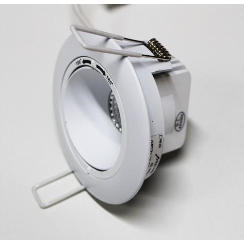 Įleidžiami šviestuvai, LED lubų šviestuvas HC-DL-EB1W (balta spalva)