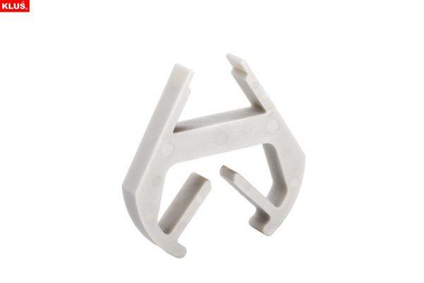 Fastener, POR mounting insert easy installation into handrails