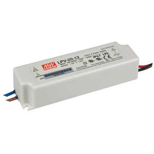 MEAN WELL, LED power supply 20W