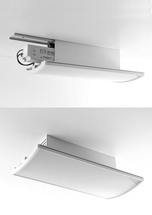 Aluminum profiles, BOX Aluminium anodised