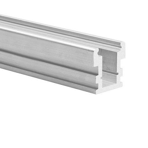 Aluminum profiles, HR Line Aluminium anodised