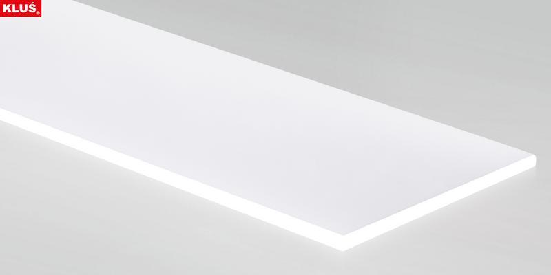 Экраны, HS47 Экран молочного цвета