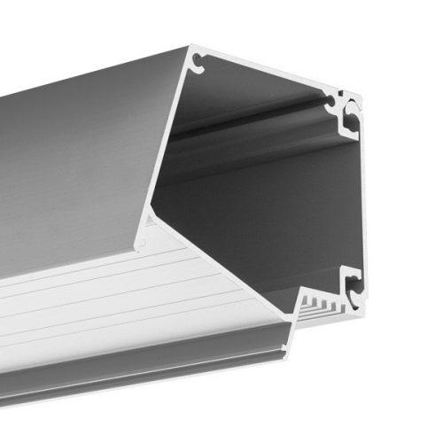 Aliuminio profiliai, IMET anoduotas
