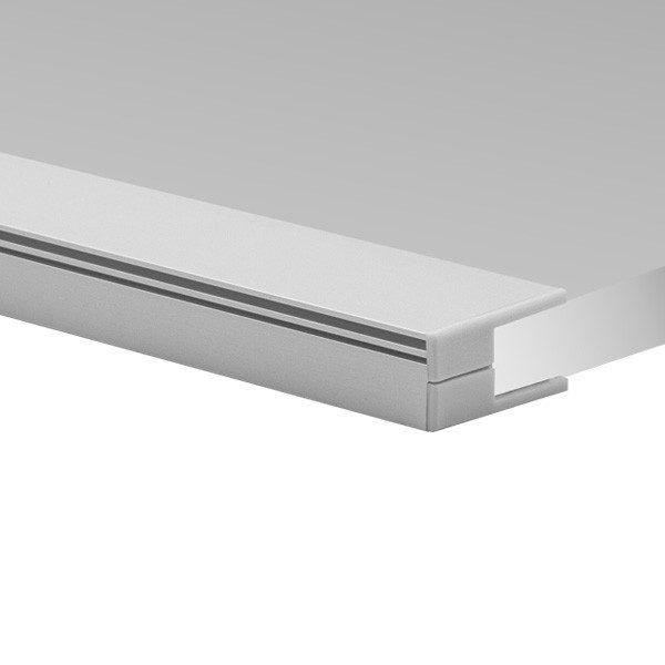 Aluminum profiles, KRAV 810 profile for glass