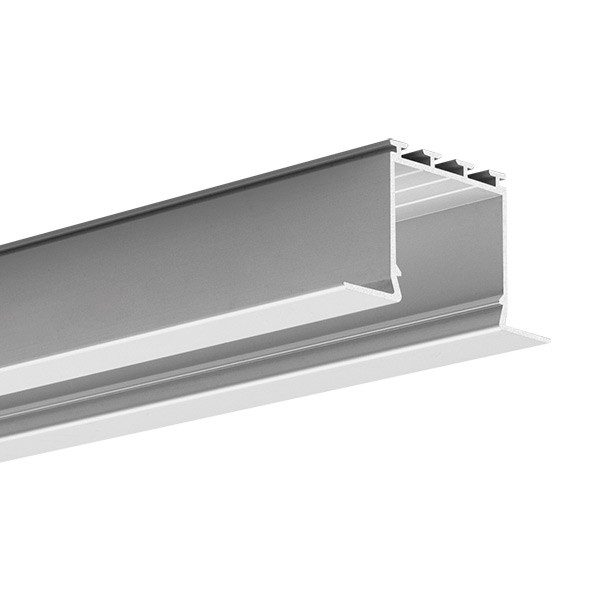 Aluminum profiles, LARKO architectural profile