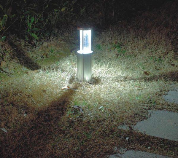 Pastatomi lauko švietuvai, LED šviestuvas sodams LC00301
