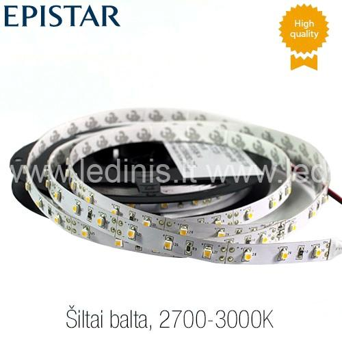 KPU LIGHTING, 4.8W LED juosta 3528 (12V)