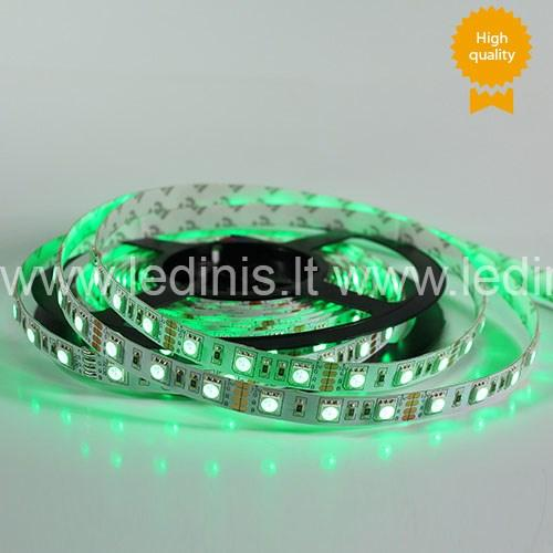 KPU LIGHTING, 14.4W LED juosta 5050 RGB (12V)