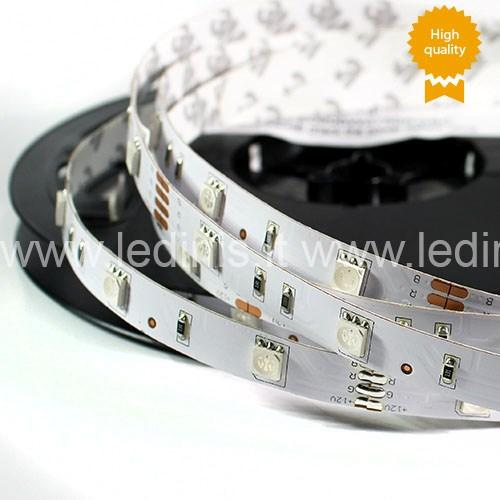 KPU LIGHTING, 7.2W LED juosta 5050 RGB (12V)