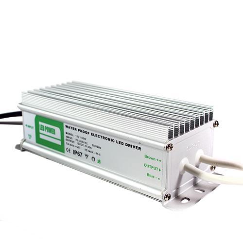 Maitinimo šaltiniai, LED maitinimo šaltinis 100W (ET-12100D024)
