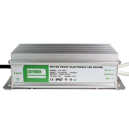 Maitinimo šaltiniai, LED maitinimo šaltinis 100W