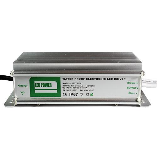 Источники питания, Источник питания LED 80 Вт