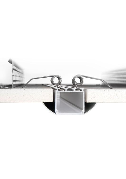 Aliuminio profiliai, LESTO architektūrinis profilis