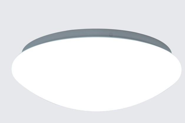 Miegamojo apšvietimas, LED (светодиодный) потолочный светильник HLF21101WW, 9W