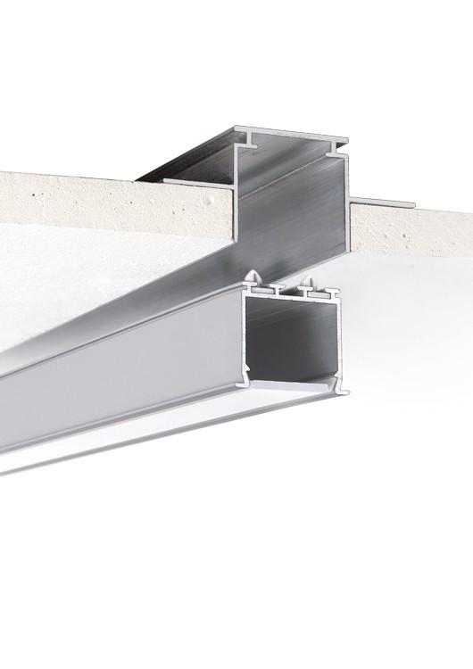 Aliuminio profiliai, LOKOM architektūrinis profilis