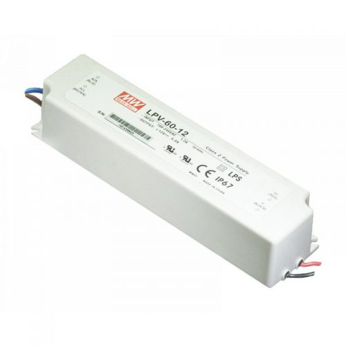 MEAN WELL, LED power supply 60W