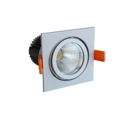 Biuro apšvietimas, LED (светодиодный) потолочный светильник Spot Light 110