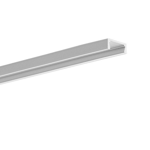 Aluminum profiles, MICRO Aluminium non-anodised