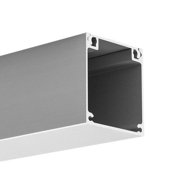 Aliuminio profiliai, NIBO aluminium anoduotas
