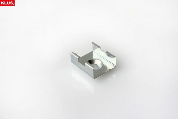 Fastener, Mounting bracket for the 45 - ALU profile zinc