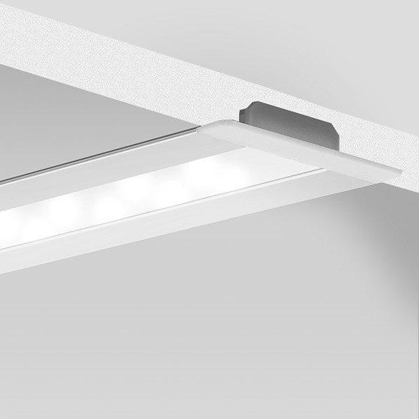 Įleidžiami Led profiliai, Opac-30 anoduotas