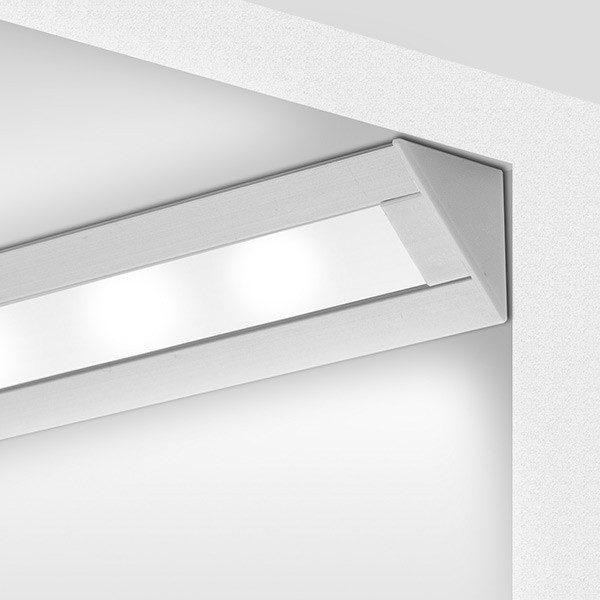 Aliuminio profiliai, PAC Aluminium anoduotas