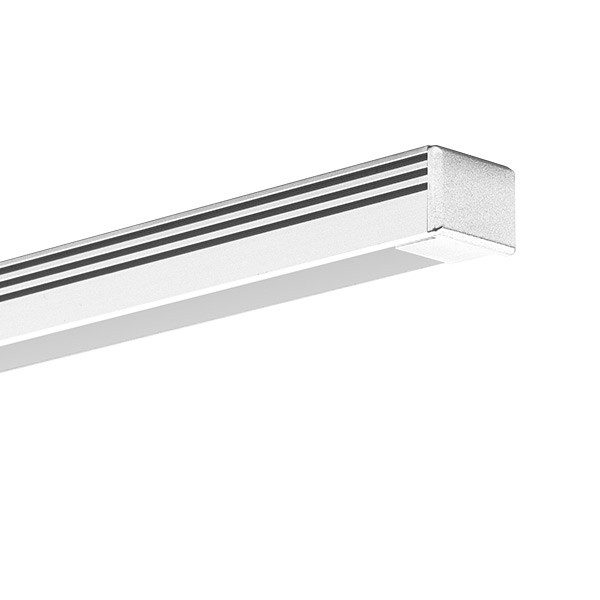 Lighting of mirror, PDS4 - ALU PROFILE Anodized