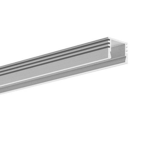 Aliuminio profiliai, PDS4 Aluminium neanoduotas