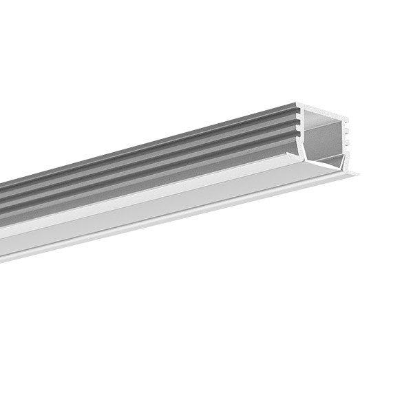 Aliuminio profiliai, PDS4-K Aluminium anoduotas