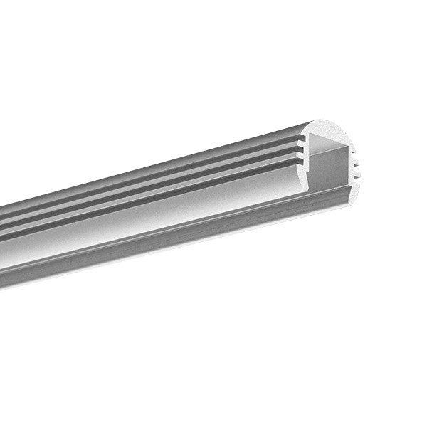 Aliuminio profiliai KLUS, PDS-O Aluminium anoduotas