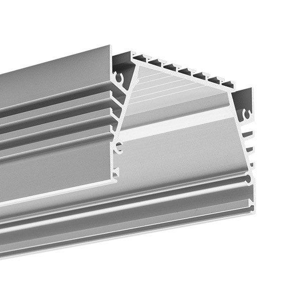 Biurų apšvietimas, SEPOD Aluminium anoduotas