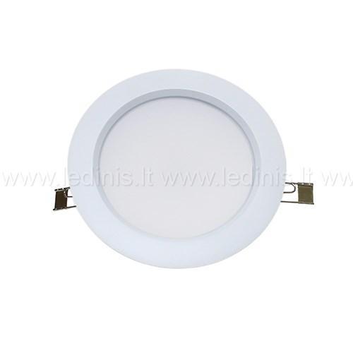Biuro apšvietimas, LED (светодиодный) потолочный светильник KP-CL15W-5 , 15W
