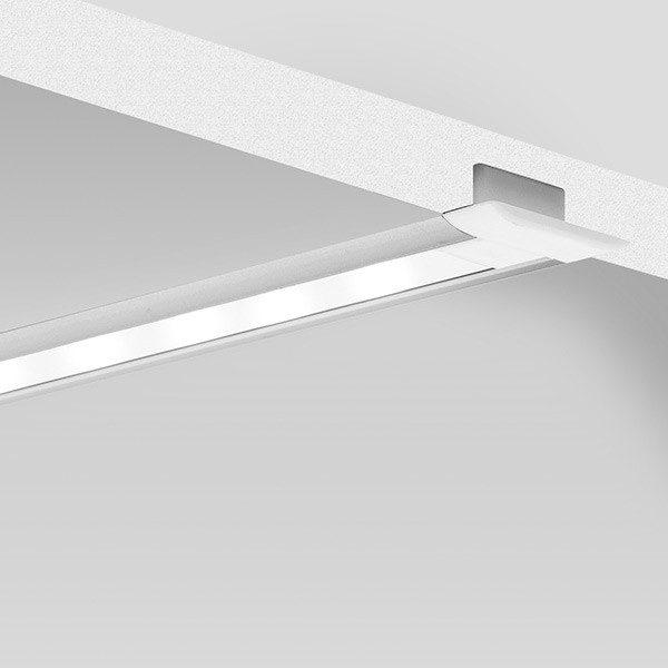Įleidžiami Led profiliai, Tako Aluminium anoduotas