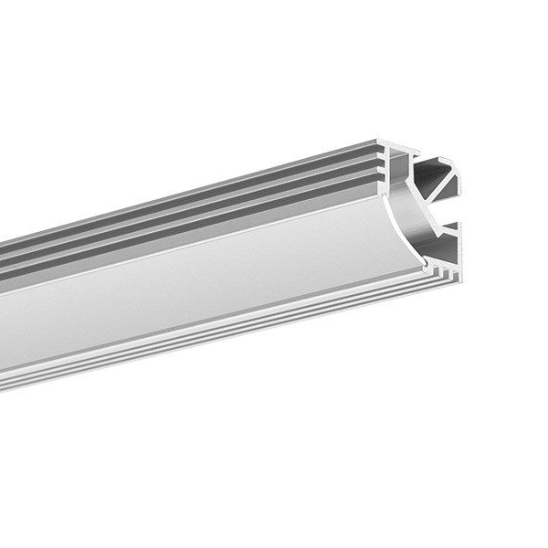 Corner LED profiles, Tan-C5 Aluminium anodised