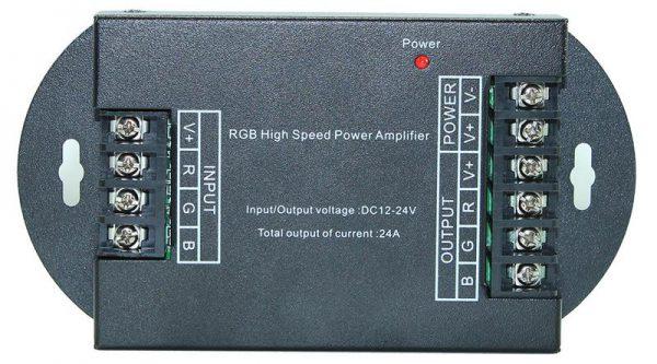 Uncategorized @lt, Усилитель-повторитель сигнала RGB (288W)