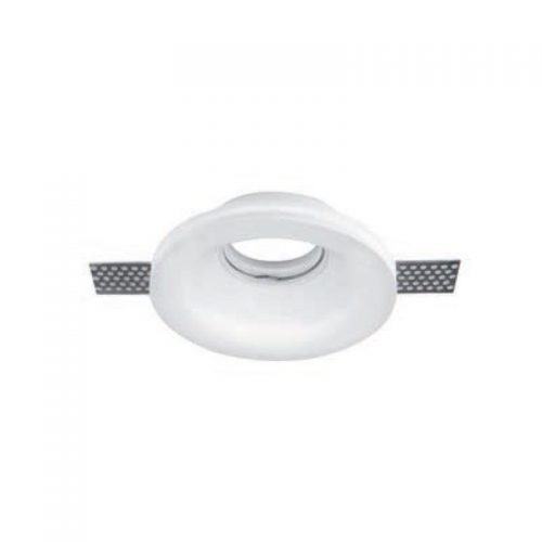 Bedroom lighting, Gypsum light cover 100mm