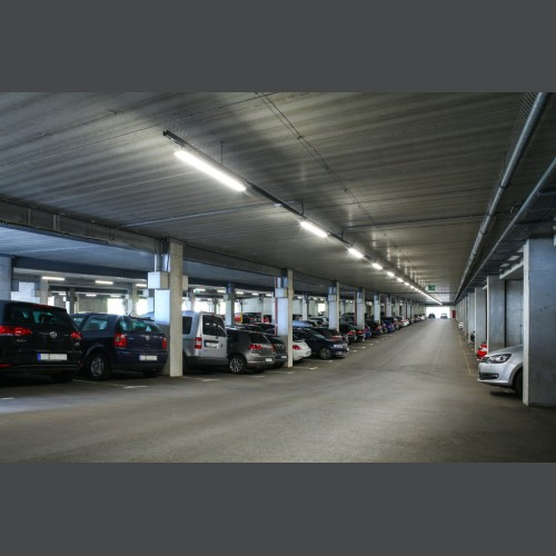 Garage lighting, 18W IP65 LED light LAGOS
