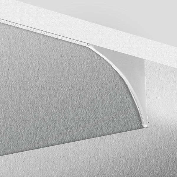 Aluminum profiles, LIT-L profile