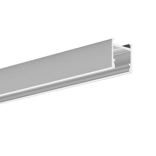 Aluminum profiles, PDS-H anodised profile