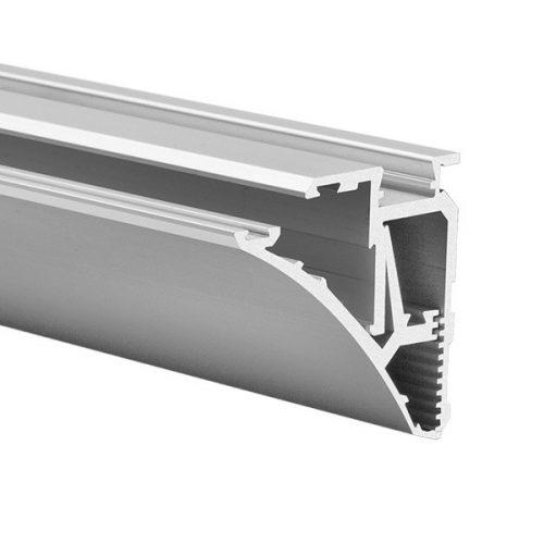Aluminum profiles, PULA profile for glass
