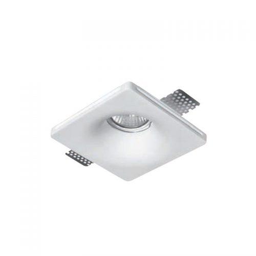 Bedroom lighting, Gypsum light cover 120mm