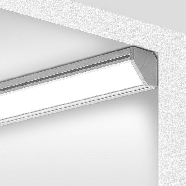 Aliuminio profiliai, 45 - 16 profilis