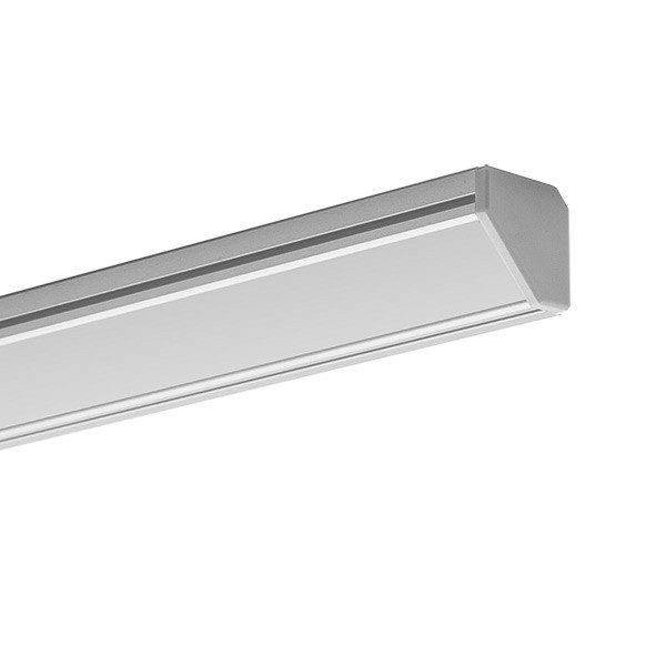 Aliuminio profiliai, GLAD - 45 profilis